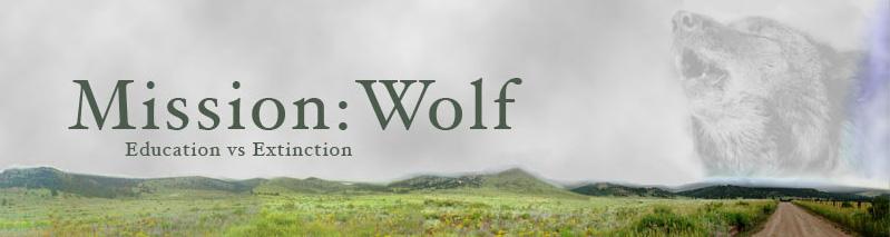 Mission Wolf logo