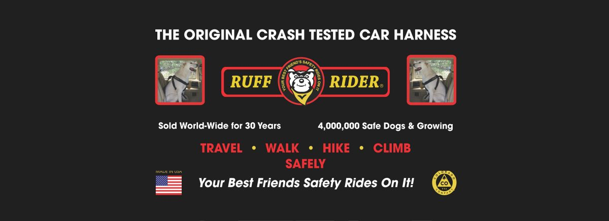 Ruff Rider Canine Vehicle Safety Harness