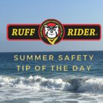 Summer Safety Tip of the Day